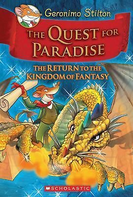 The Quest for Paradise: Geronimo Stilton