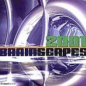 SALE! 2001 BRAINSCAPES  -  NEW FACTORY SEALED - TRANCE DANCE BEATS - HYPNOTIC