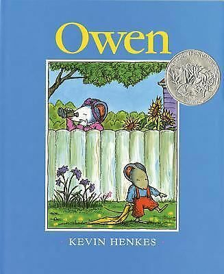 Owen (Caldecott Honor Book) by Kevin Henkes