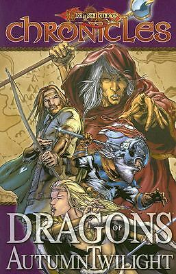 Dragonlance - Chronicles Volume 1: Dragons Of Autumn Twilight (Dragonlance Nove