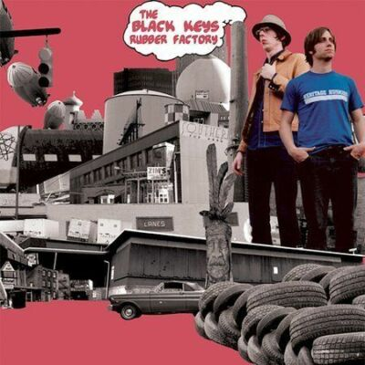 Rubber Factory by BLACK KEYS