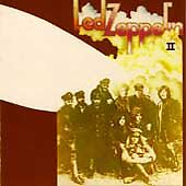Led Zeppelin II Led Zeppelin (CD,  Atlantic (Label)produced by Jimmy Page