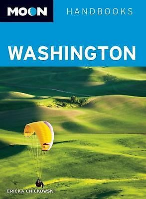 Moon Washington (Moon Handbooks) by Chickowski, Ericka