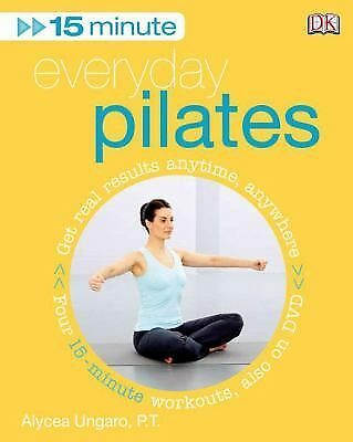15 Minute Everyday Pilates Book and DVD)