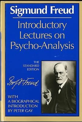 Introductory Lectures on Psychoanalysis by Freud, Sigmund, Strachey, James