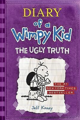 The Ugly Truth Diary of a Wimpy Kid, Book 5)