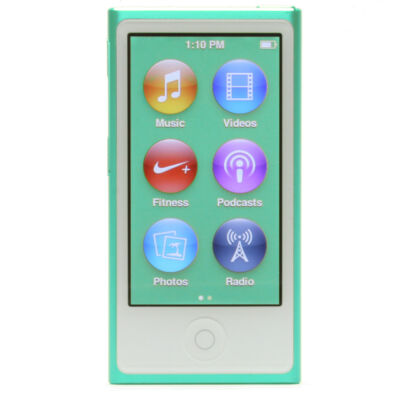 Apple iPod nano 7th Generation Green (16 GB) (Latest Model)