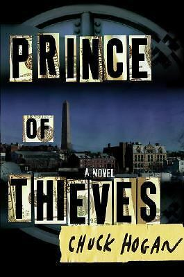 Prince of Thieves by Hogan, Chuck