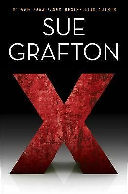 X (A Kinsey Millhone Novel) by Grafton, Sue