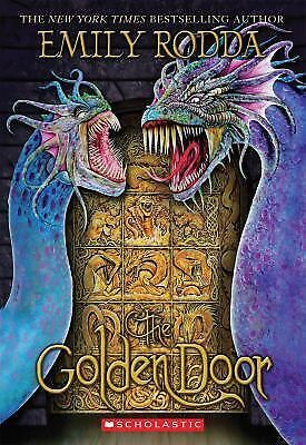 The Golden Door by Emily Rodda (2013, Paperback)
