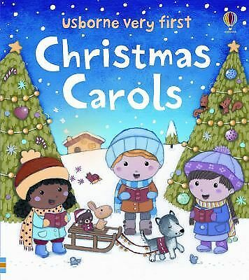 Christmas Carols (Usborne Very First) by