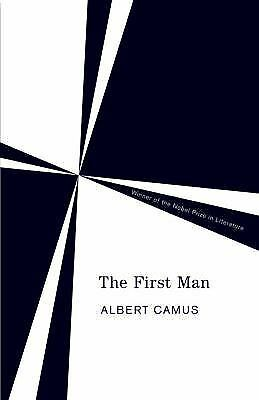 The First Man by Camus, Albert