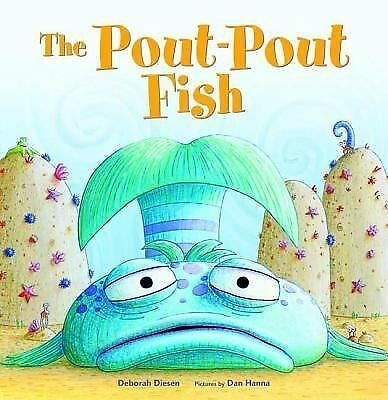 The Pout-Pout Fish by Diesen, Deborah