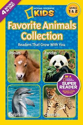 National Geographic Readers: Favorite Animals Collection by National Geographic