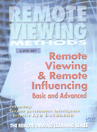 Remote Viewing Methods - Remote Influencing (DVD, 2004, 2-Disc Set)