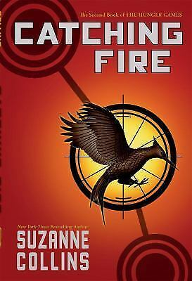 Catching Fire (The Second Book of the Hunger Games) by Collins, Suzanne