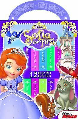 Sofia The First My First Library