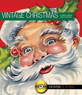 Vintage Christmas Dover Pictura Electronic Clip Art
