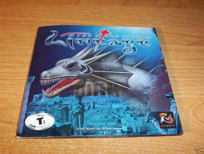 BLOOD PLEDGE LINEAGE PC CD ROM COMPLETE RPG ONLINE GAME