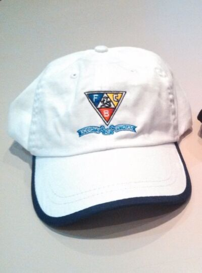 KNIGHTS OF PYTHIAS HAT NEW EMBROIDERED CAP KOP LOGO