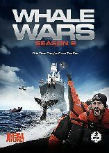 Whale Wars: Season 2 (DVD, 2009) Donate to the Sea Shepherd Conservation Society