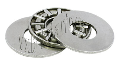 "Thrust Needle Roller Bearing 1/2""x15/16""x9/64"" inch Thrust Bearings"