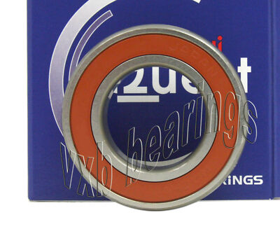 (Qty 1) 6203-2RS Ball Bearing, 17x40x12, Quality 6203 RS Made in Japan=6203-2NSE