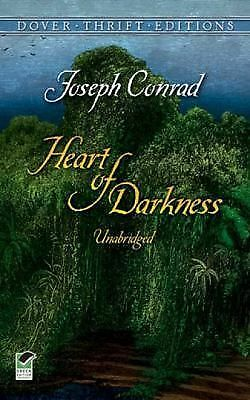 Heart of Darkness (Dover Thrift Editions) - Joseph Conrad - Acceptable Condition
