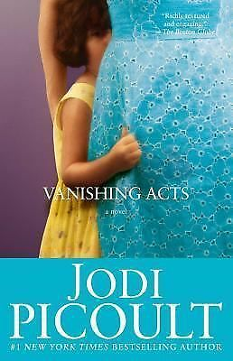 Vanishing Acts: A Novel - Jodi Picoult - Good Condition