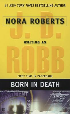 Born in Death - Robb, J. D. - Good Condition