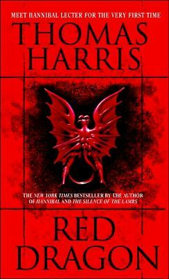Red Dragon - Harris, Thomas - Acceptable Condition