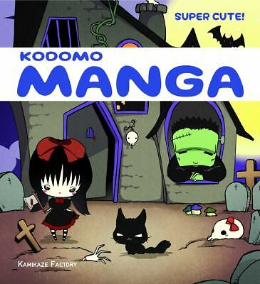 Kodomo Manga: Super Cute! - Kamikaze Factory Studio - Very Good Condition