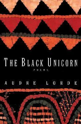 The Black Unicorn: Poems, Lorde, Audre, Acceptable Book