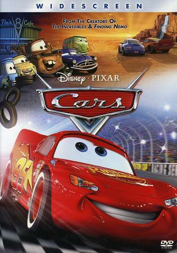 Cars DVD, Very Good DVD, ,