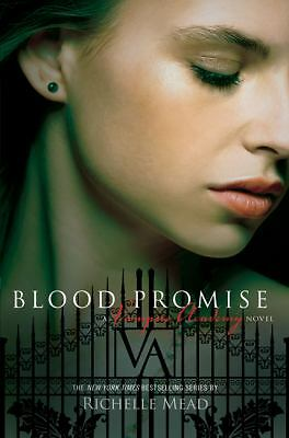 Blood Promise (Vampire Academy, Book 4) - Richelle Mead - Good Condition