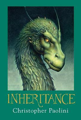 Inheritance (Inheritance Cycle, Book 4), Christopher Paolini, Acceptable Book
