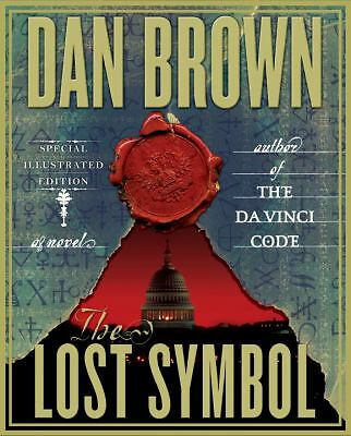 The Lost Symbol: Special Illustrated Edition: A Novel,Brown, Dan,  Good Book