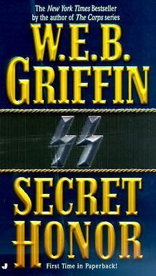 Secret Honor (Honor Bound),Griffin, W.E.B.,  Good Book