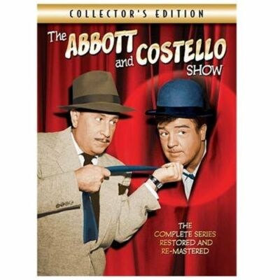 The Abbott & The Costello Show: The Complete Series (Collector's Edition), Very