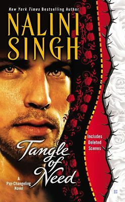 Tangle of Need (Psy/Changeling), Singh, Nalini, New Book
