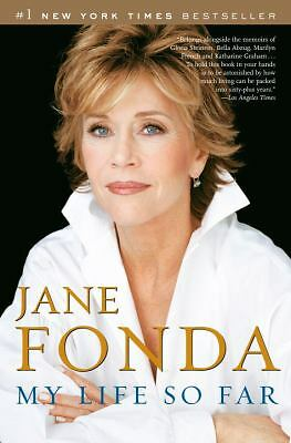 My Life So Far,Fonda, Jane,  Acceptable  Book