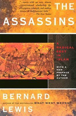 The Assassins,Bernard Lewis,  Good Book
