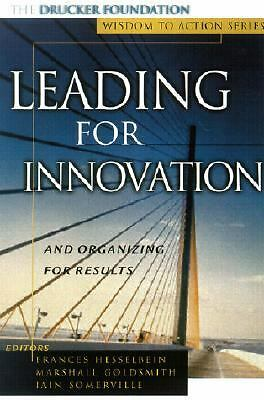 Leading for Innovation: And Organizing For Results, , Good Book