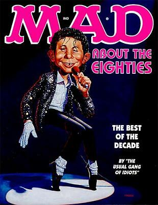 Mad About the Eighties: The Best of the Decade, , Acceptable Book
