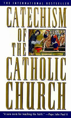 Catechism of the Catholic Church - U.S. Catholic Church - Good Condition