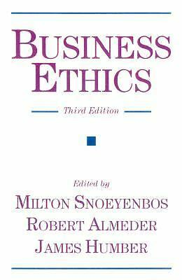 Business Ethics, , Acceptable Book