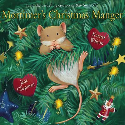 Mortimer's Christmas Manger, Wilson, Karma, Good Book