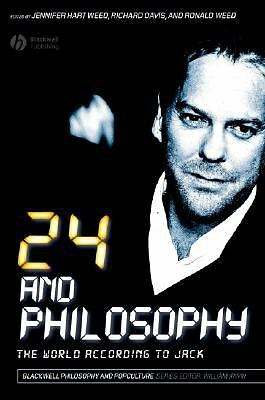 24 and Philosophy: The World According to Jack,,  Acceptable  Book