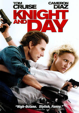 Knight and Day (DVD, 2010) Tom Cruise&Cameron Diaz  BRAND NEW SEALED WS