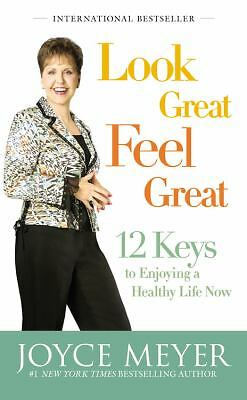 Look Great, Feel Great : 12 Keys to Enjoying a Healthy Life Now by Joyce...5 CDs